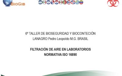 Filtración de Aire en Laboratorios Normativa ISO 16890